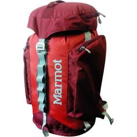 Marmot Rock Master Backpack Men Retro Red/Port